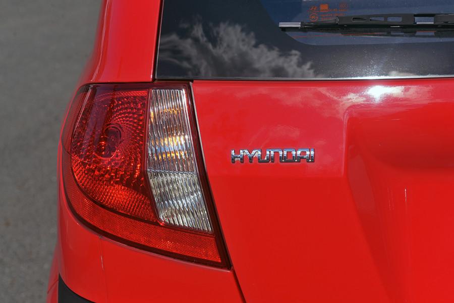 2010 MY09 Hyundai Getz TB MY09 S Hatchback Mobile Image 6