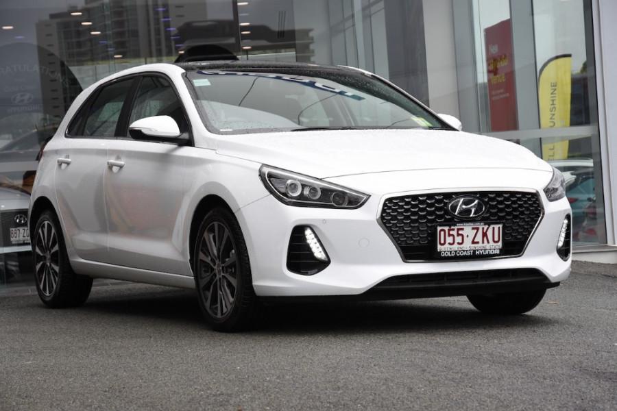 2019 Hyundai i30 PD2 Premium Hatchback Image 1