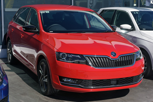 2019 Skoda Rapid NH 92TSI Hatchback