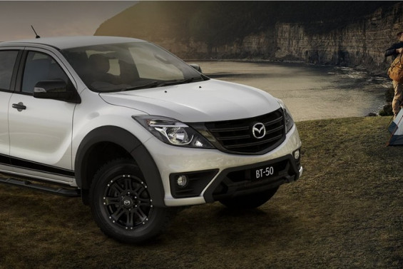 BRAND NEW MAZDA BT-50 BOSS AVAILABLE NOW!