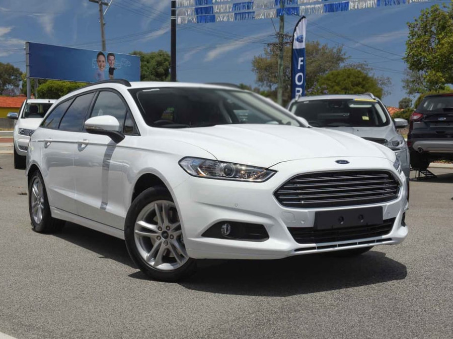 2017 MY17.5 Ford Mondeo MD Ambiente Wagon Wagon