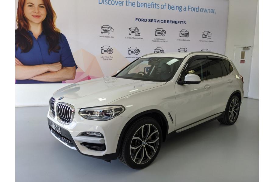 2018 BMW X3 G01 XDRIVE30D Suv