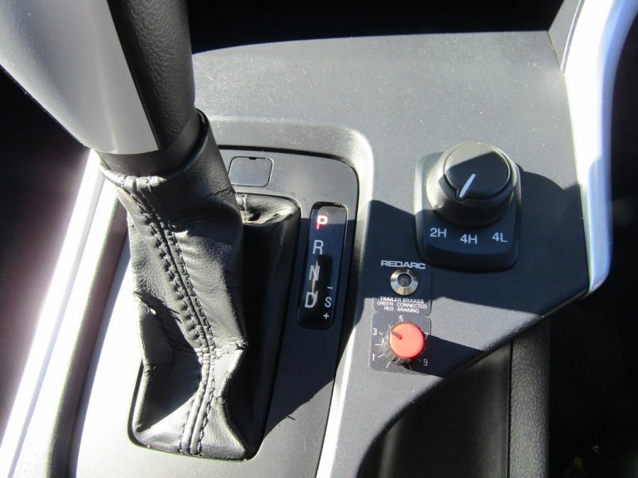 2012 Mazda BT-50 UP0YF1 GT Utility Image 17