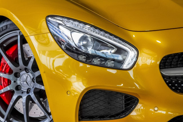2016 Mercedes-Benz Amg Gt C190 S Coupe Image 17