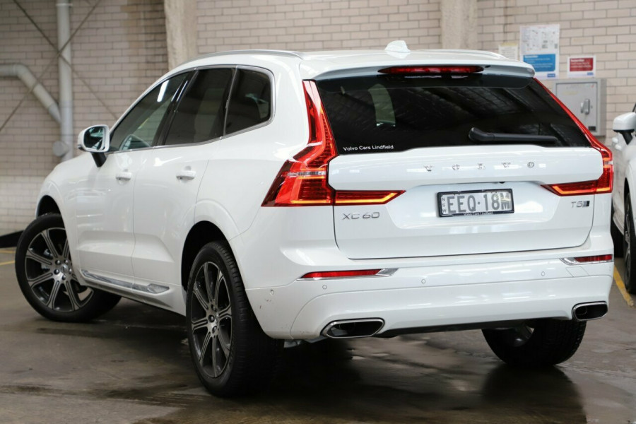 2019 MY20 Volvo XC60 UZ T5 Inscription Suv