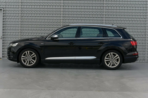 2016 MY17 Audi Sq7 4M MY17 TDI Suv Image 3