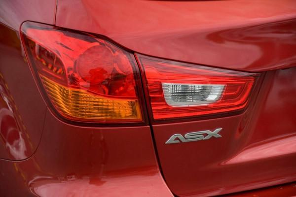 2011 MY12 Mitsubishi ASX XA MY12 30th Anniversary 2WD Suv Image 4