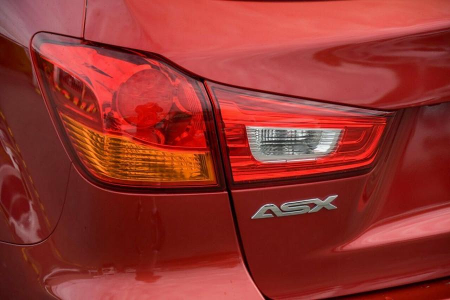 2011 MY12 Mitsubishi ASX XA MY12 30th Anniversary 2WD Suv