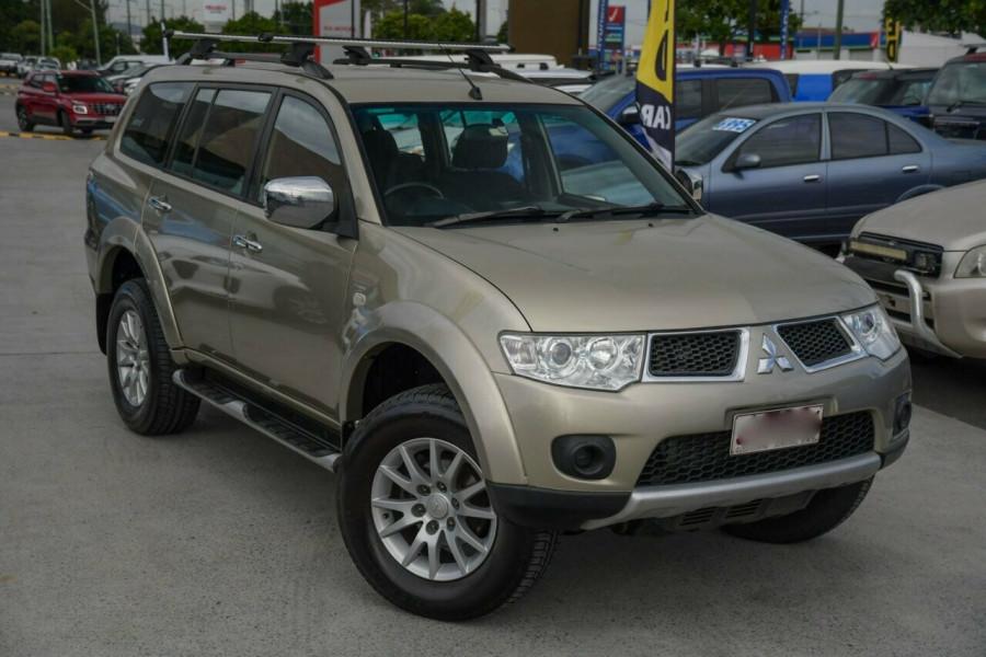 2009 MY10 Mitsubishi Challenger PB (KH) MY10 LS Wagon