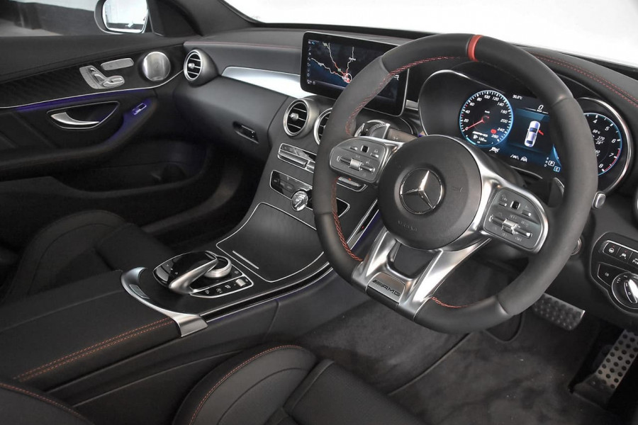 2020 Mercedes-Benz C-class W205 C43 AMG Sedan