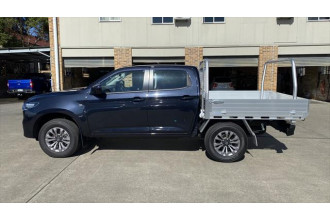 2020 MY21 Mazda BT-50 TF XT Cab chassis Image 4