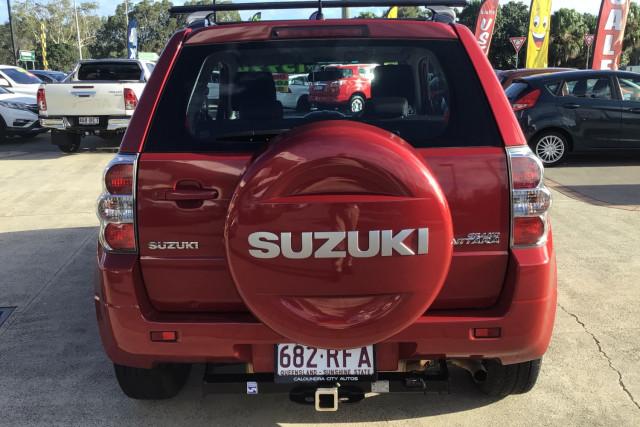 2010 MY09 Suzuki Grand Vitara JB  Hardtop Image 4