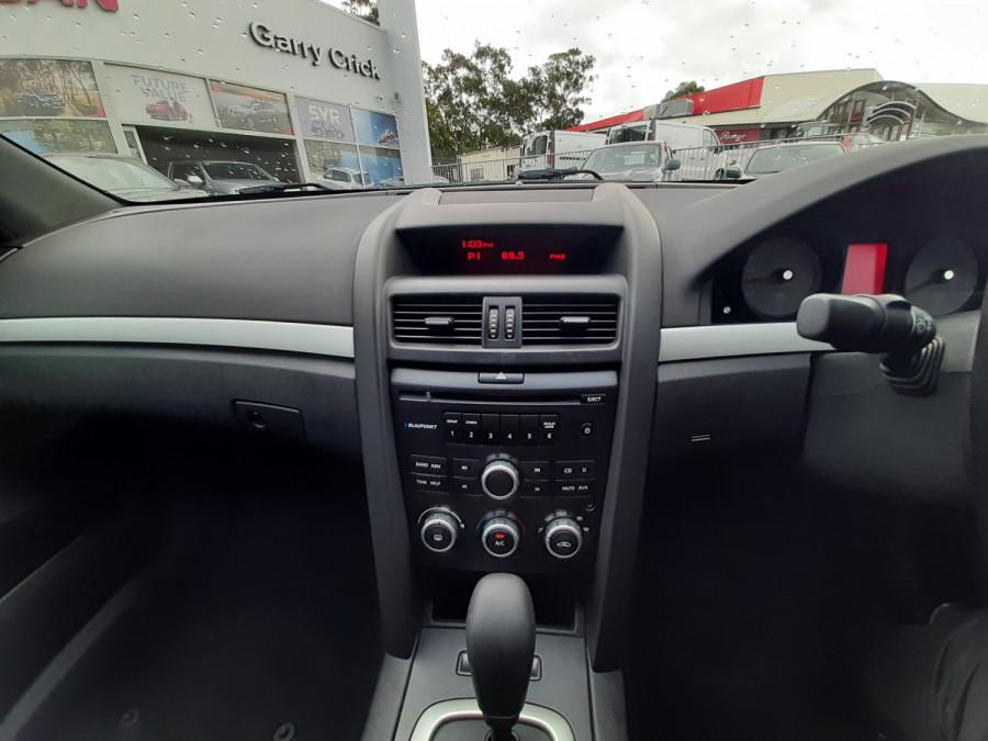 2010 Holden Commodore VE II SV6 Sedan Image 12