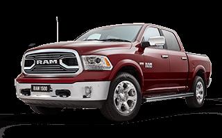 New Ram 1500 Laramie V8 Hemi