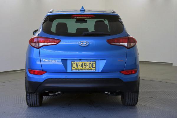 2016 Hyundai Tucson TLe Elite Suv Image 4
