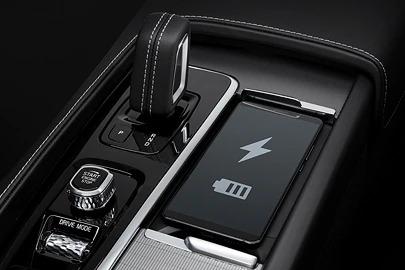 Wireless phone charging Image