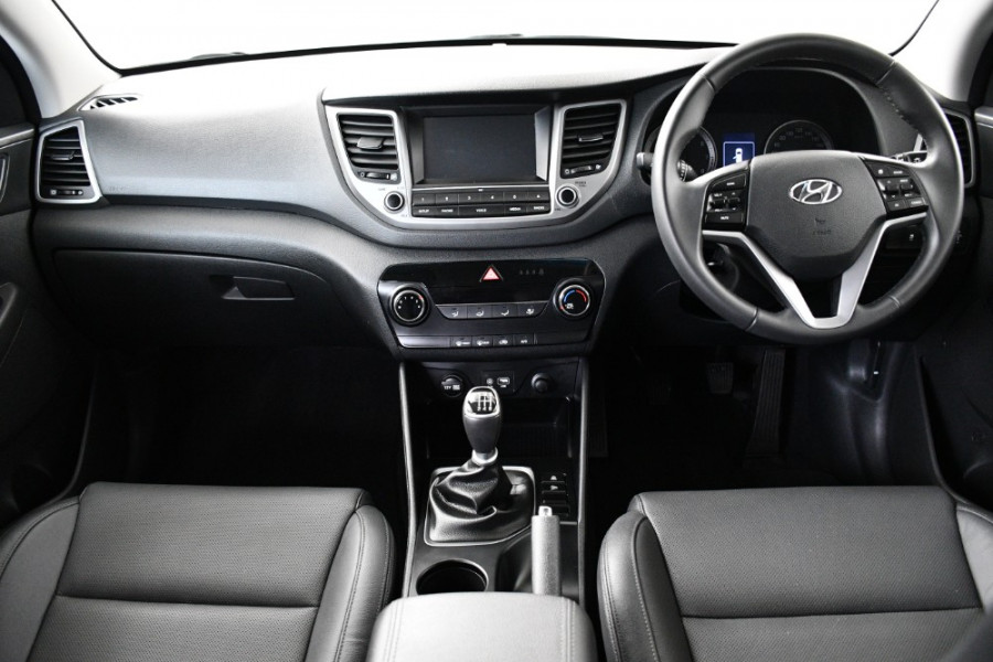 2016 Hyundai Tucson TL Active X Suv Image 5