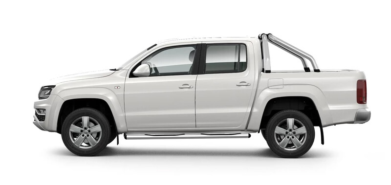 Amarok V6 Highline 4x4 8 Speed Auto