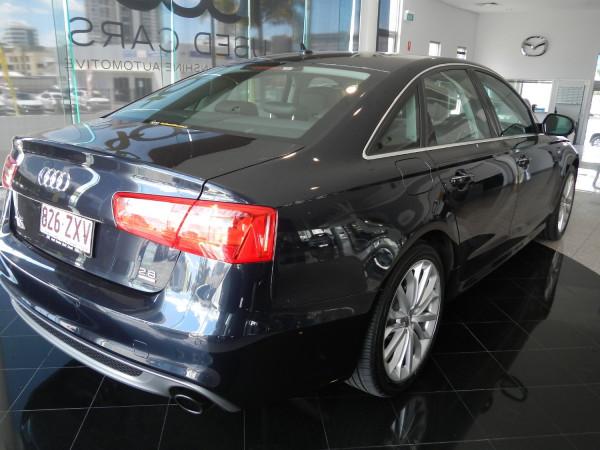 2013 MY14 Audi A6 4G MY14 Sedan