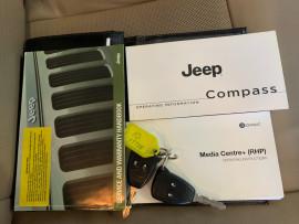 2014 Jeep Compass MK MY14 Limited Suv