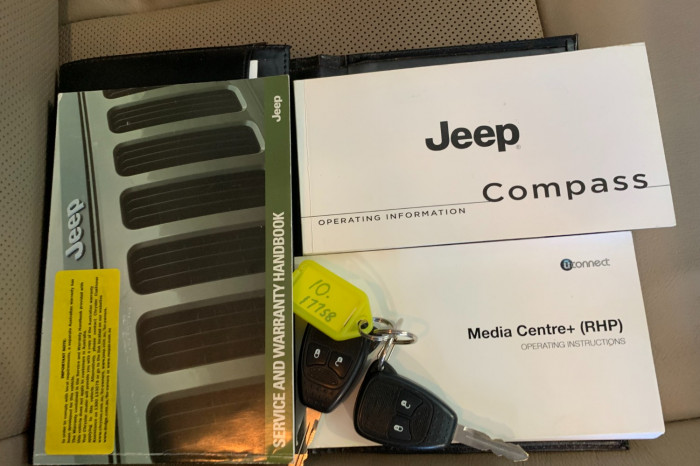 2014 Jeep Compass MK MY14 Limited Suv Image 26