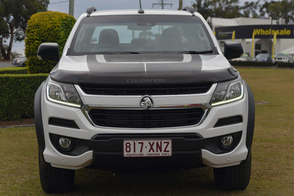 2017 MY18 Holden Colorado RG MY18 Z71 Ute Image 3