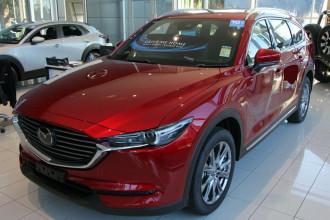 2020 Mazda CX-8 KG Asaki Suv image 3