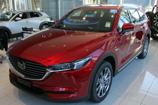 2020 Mazda CX-8 KG Asaki Suv Mobile Image 3