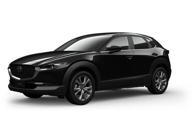 2021 MY20 Mazda CX-30 DM Series G20 Evolve Wagon