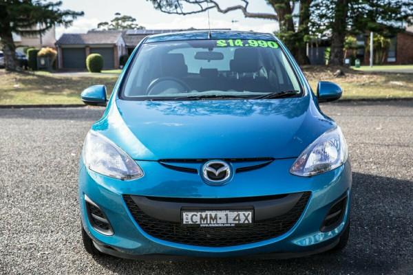 2012 MY13 Mazda 2 DE10Y2  Neo Hatchback Image 3