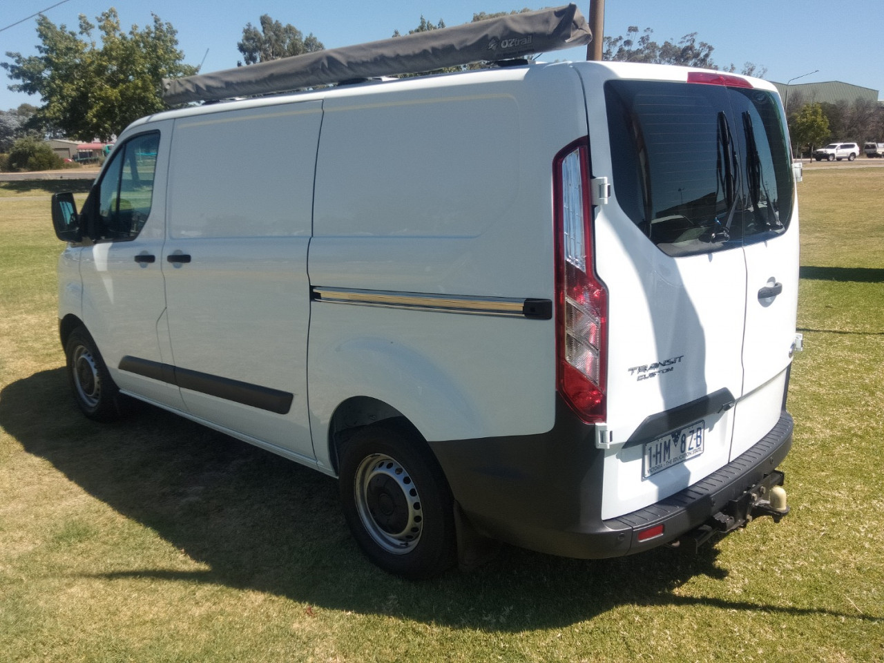 2016 Ford Transit Custom VN 290S Van Image 2