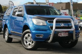 Holden Colorado LTZ Crew Cab RG MY14