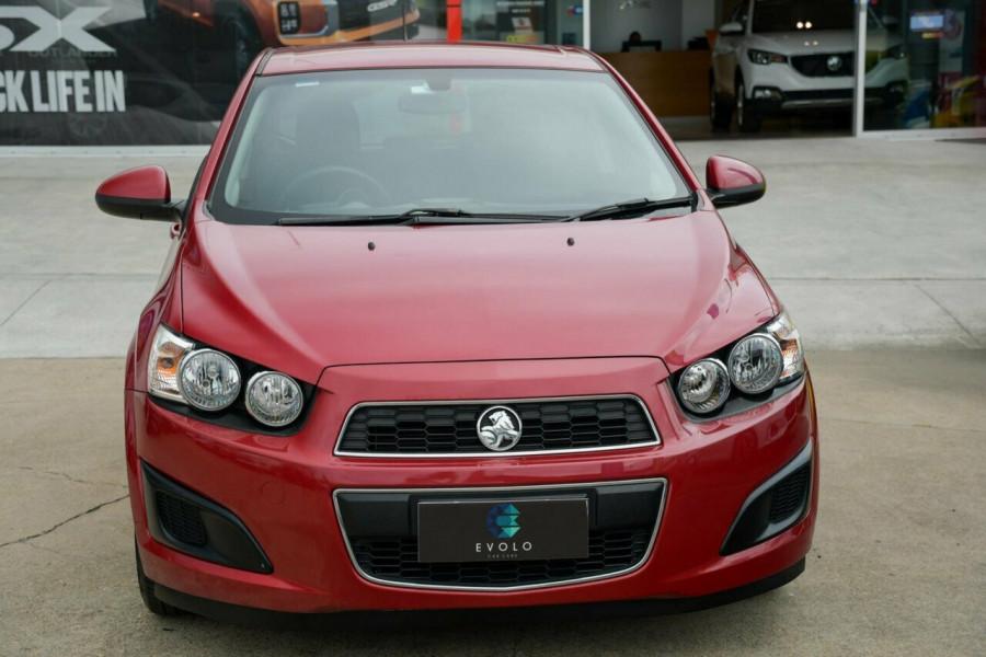2014 Holden Barina TM MY14 CD Hatchback Image 6