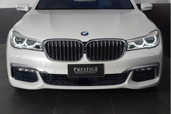 2018 BMW 7 Bmw 7 40li M Sport Auto 40li M Sport Sedan Image 3
