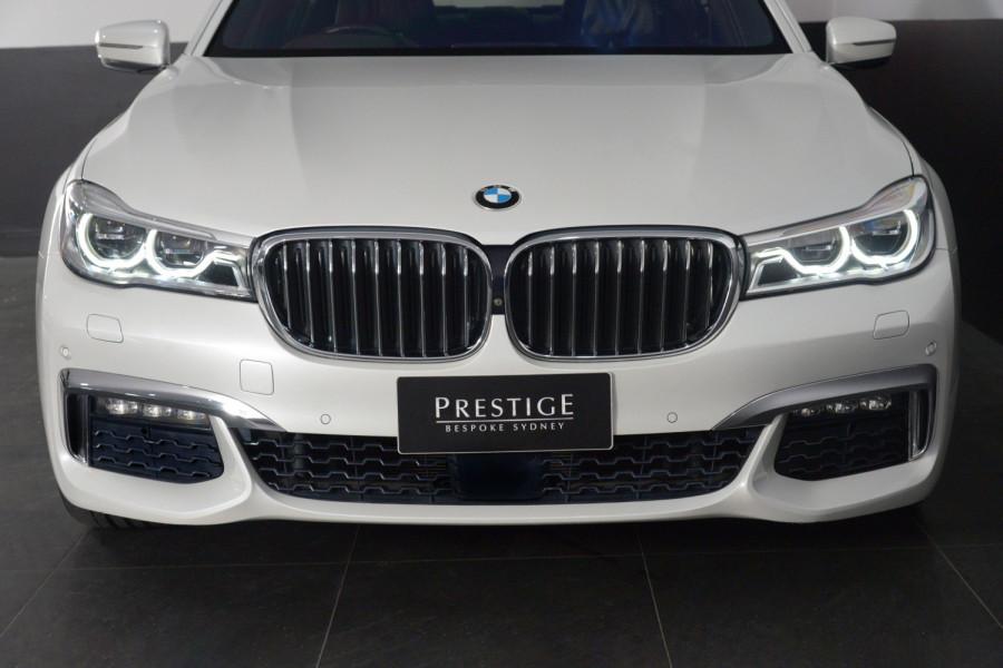 2018 BMW 7 40li M Sport