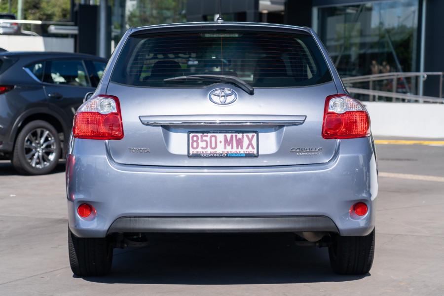 2010 Toyota Corolla Conquest