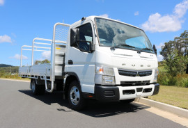 Fuso Canter 515 MANUAL TRADIE TRAY