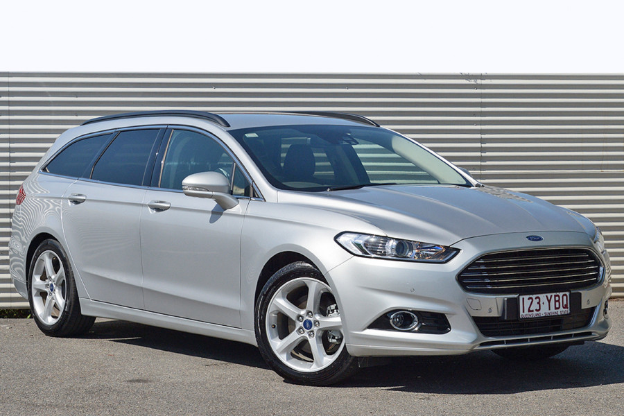 2018 MY18.25 Ford Mondeo MD 2018.25MY TREND Wagon