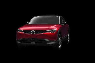 2021 Mazda MX-30 DR Series G20e Astina Wagon Image 3