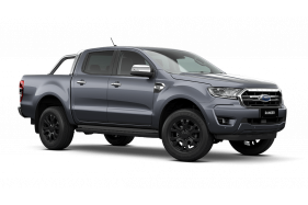 2021 MY21.75 Ford Ranger PX MkIII 2021.75 XLT Utility Image 2