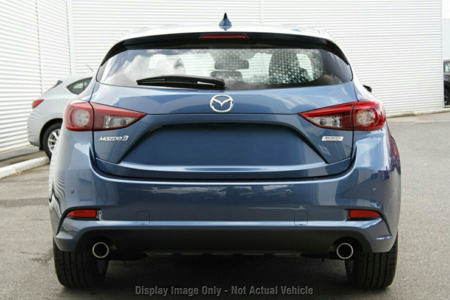 2018 Mazda 3 BN5438 SP25 SKYACTIV-Drive GT Hatchback