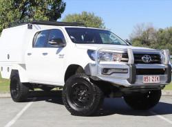Toyota HiLux SR GUN126R