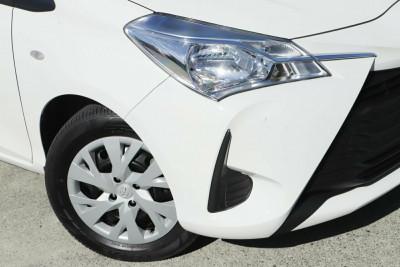 2019 Toyota Yaris NCP130R Ascent Hatchback Image 2
