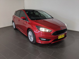 Ford Focus Sport LZ Turbo
