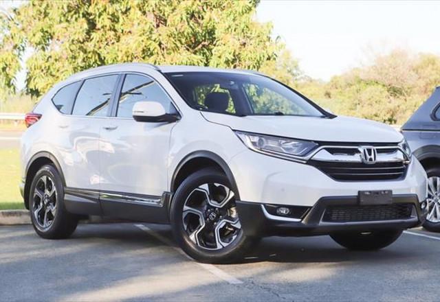 2018 Honda CR-V RW MY18 VTi-S Suv