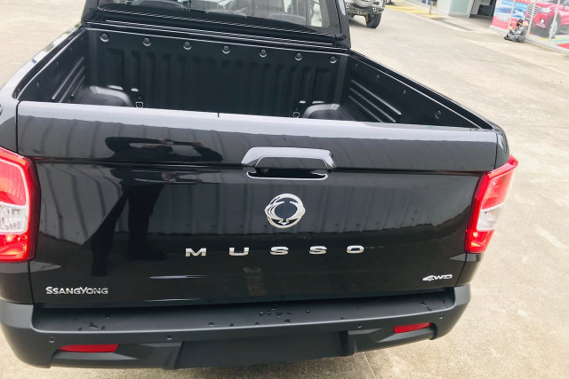 2020 SsangYong Musso XLV Ultimate 18 of 22