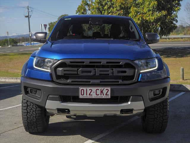2018 Ford Ranger PX MkIII MY19 Raptor Utility Image 20