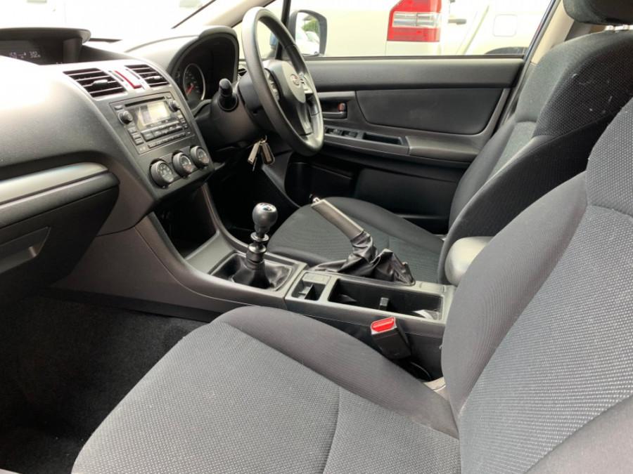 2013 Subaru Impreza G4  2.0i Sedan