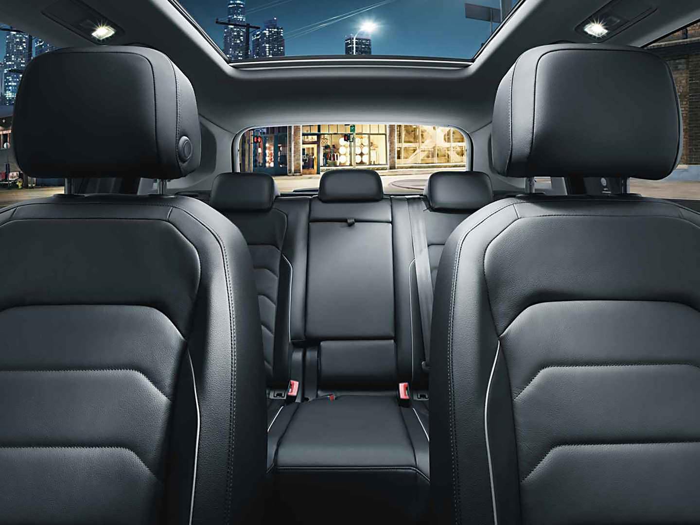 Tiguan Allspace Let the <strong>light in</strong>