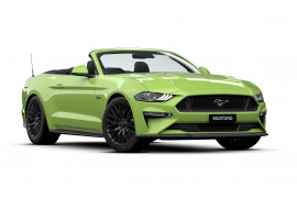 Ford Mustang GT Convertible FN